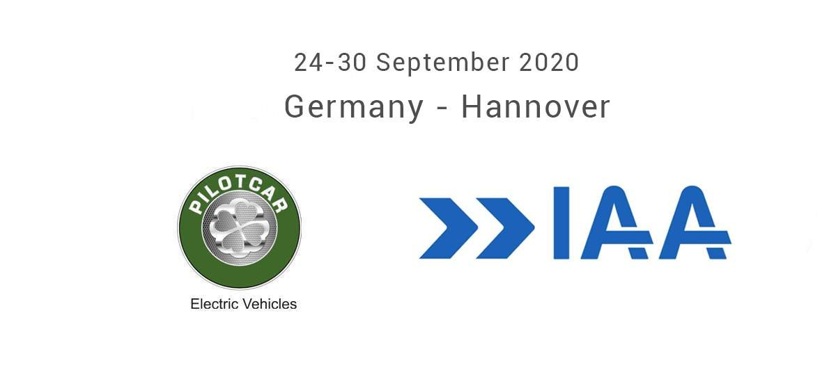 IAA Commercial Vehicles Exhibition Hannover 2020
