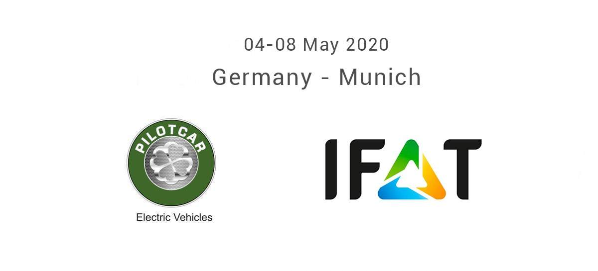IFAT Trade Fair for Water, Sewage, Waste and Raw Materials Management