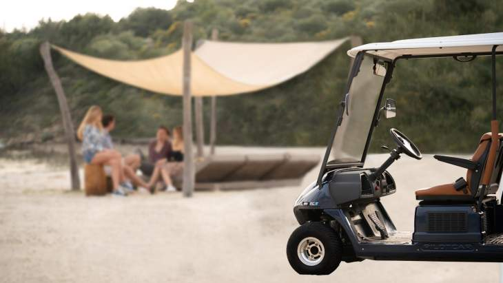 The Meeting Point of Latest Technology and Comfort: Electric Golf Carts