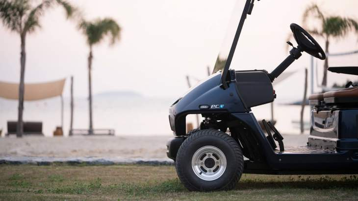 Through Pilotcar, Quality and Elegance Meet With Electric Golf Carts