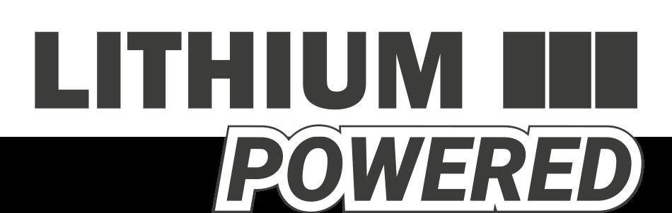Lithium Powered
