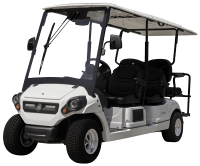 PC-4 Electric Utility Carts