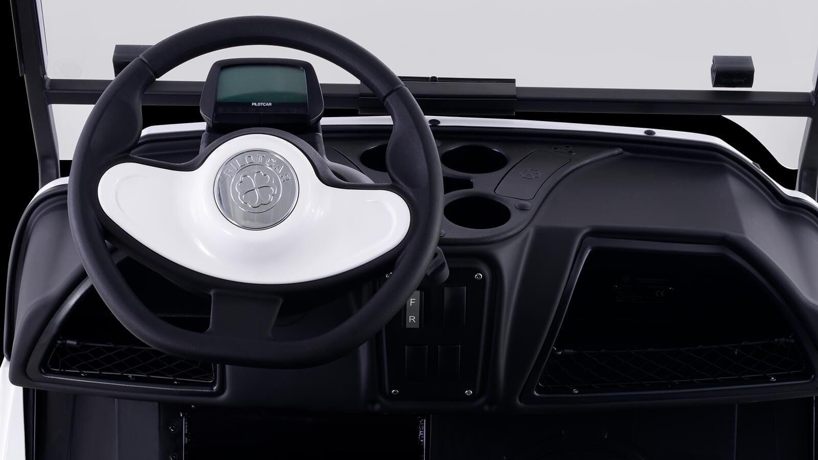 Sport Steering Wheel - Options