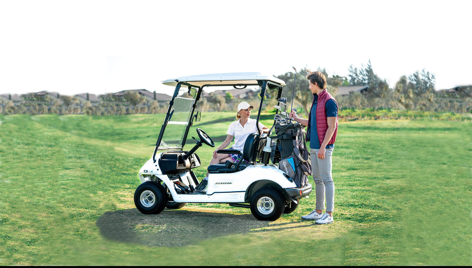 PC-2 GOLF ELECTRIC VEHICLES